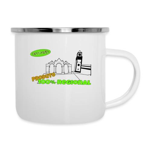 City Gates - Camper Mug