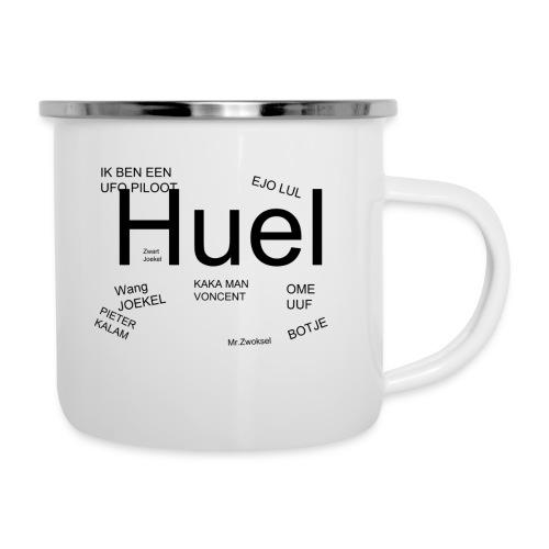 HUEL - Emaille mok
