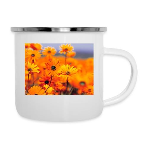 Flower Power - Camper Mug