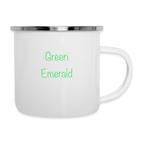 Green emerald - Camper Mug