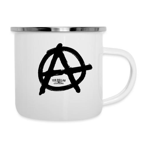 Anarchy - Tasse émaillée