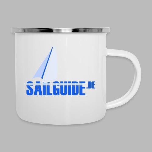 Sailguide - Emaille-Tasse