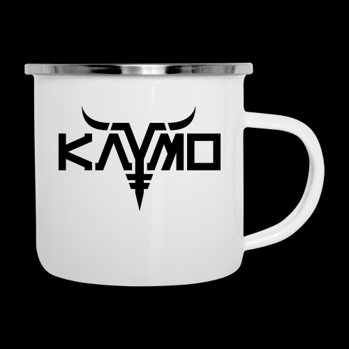 KayMo Logo - Emaljekopp