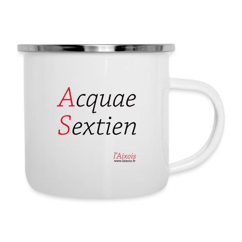 ACQUA SEXTIEN - Tasse émaillée