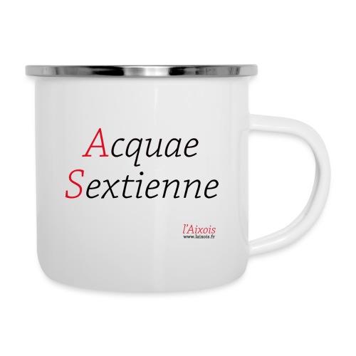 ACQUA SEXTIENNE - Tasse émaillée