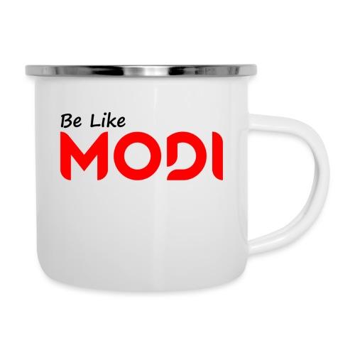 Be Like MoDi - Kubek emaliowany