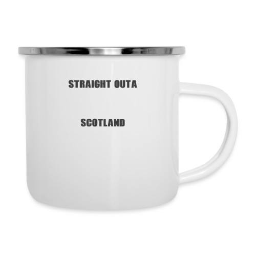 Straight Outa Scotland! Limited Edition! - Camper Mug