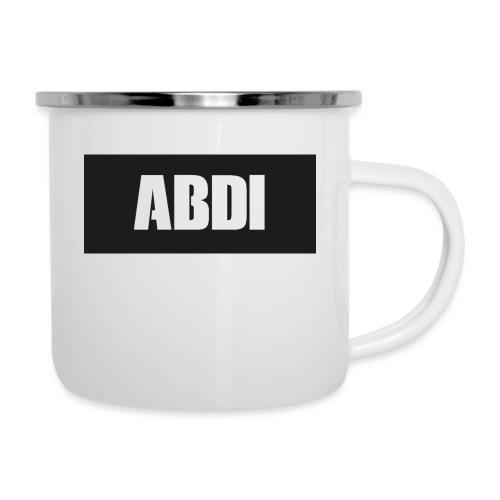 Abdi - Camper Mug