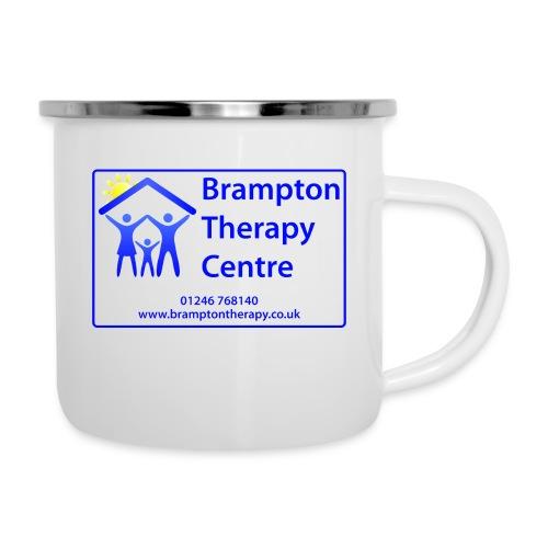Brampton Therapy Logo - Camper Mug