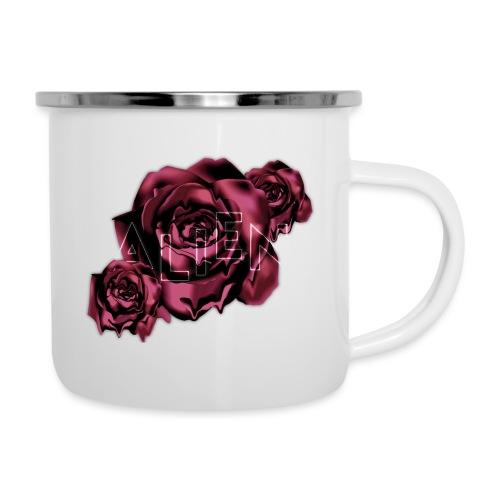 Rose Guardian Small - Emaljekopp