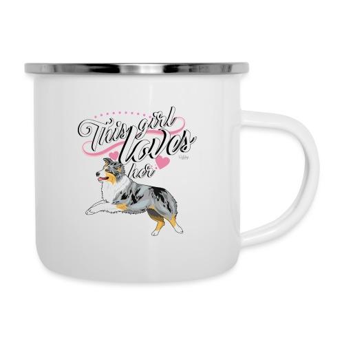 aussielovegirl11 - Camper Mug