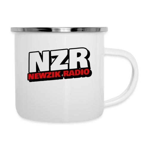 NZR - Tasse émaillée