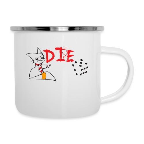 DIE - Camper Mug