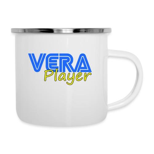 Vera player shop - Taza esmaltada
