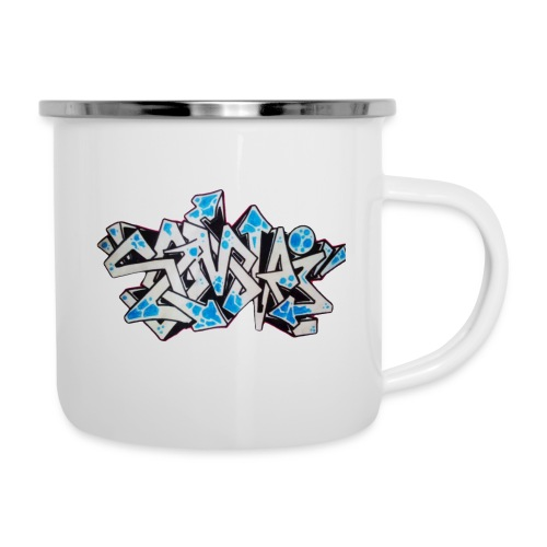 Grafit - Taza esmaltada