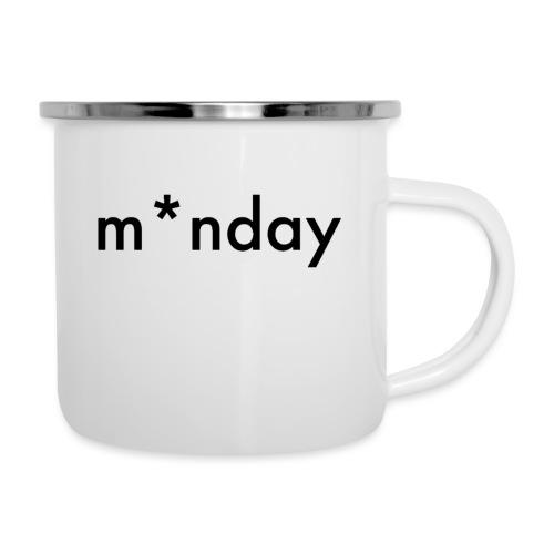 m*nday - Emaljekrus
