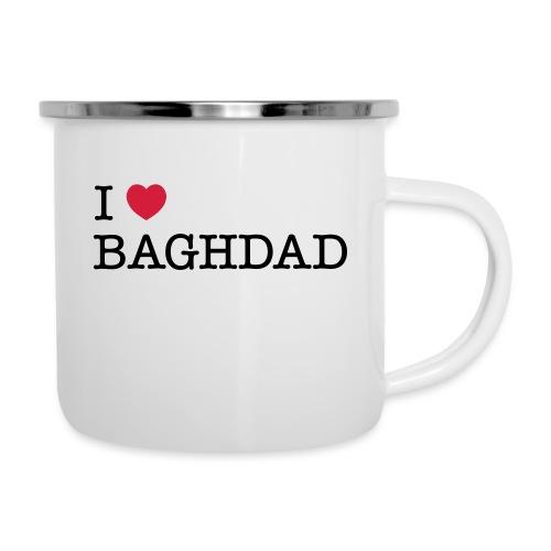 I LOVE BAGHDAD - Camper Mug