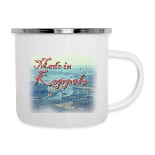 Made in Koppelo lippis - Emalimuki