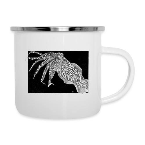 Cuttlefish - Camper Mug