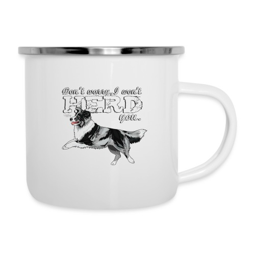 aussieherdyou11 - Camper Mug
