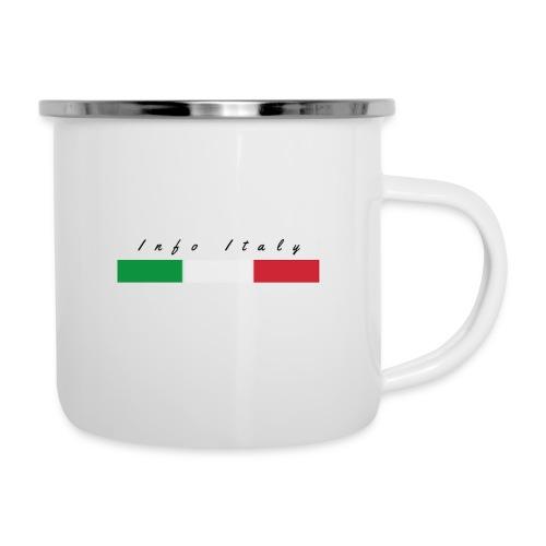 Info Italy Design - Tazza smaltata
