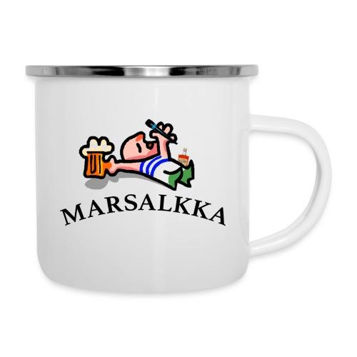 marsalkka - Emalimuki