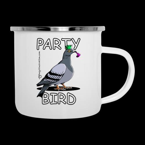 Party Bird - Camper Mug