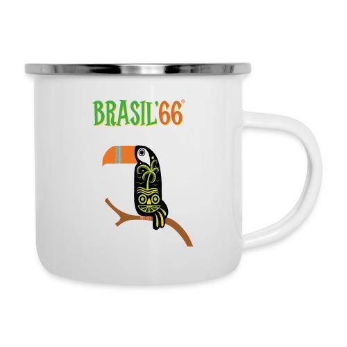 Brasil66 - Emaljekopp