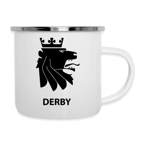 Derbylogo - Emaljekopp