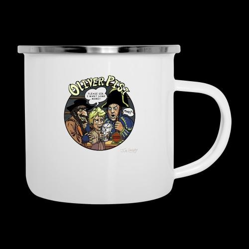 Oliver Pist - Camper Mug