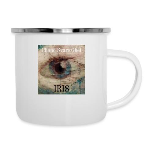 Iris - Emaljekopp