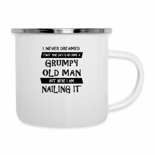 Grumpy 1 - Emaljekrus