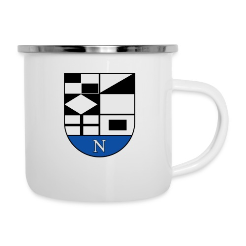 652px Coat of arms of Neringa Lithuania svg - Emaille-Tasse