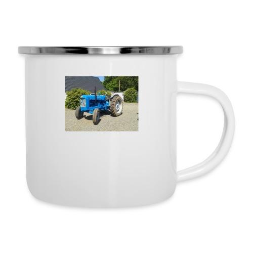 Traktor - Emaljekrus