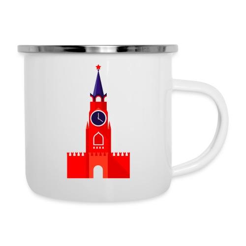 Kremlin by Julia Dudnik - Camper Mug