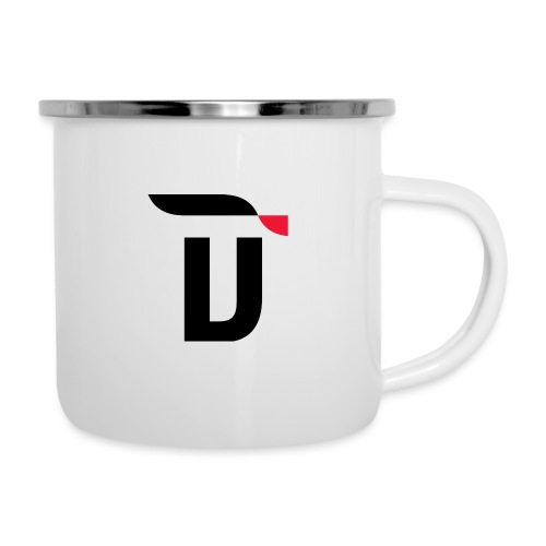 The Donors - Emaille-Tasse