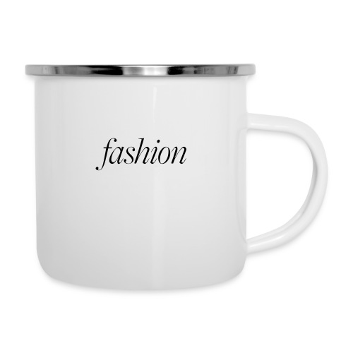 fashion - Emaille mok