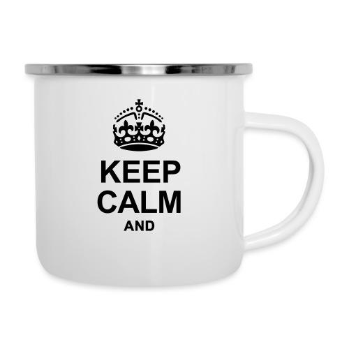 KEEP CALM - Camper Mug