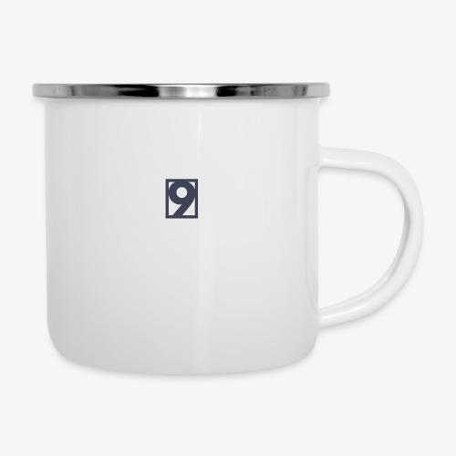 9 Clothing T SHIRT Logo - Camper Mug