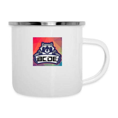 bcde_logo - Emaille-Tasse