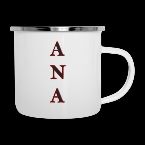 ANA - Taza esmaltada