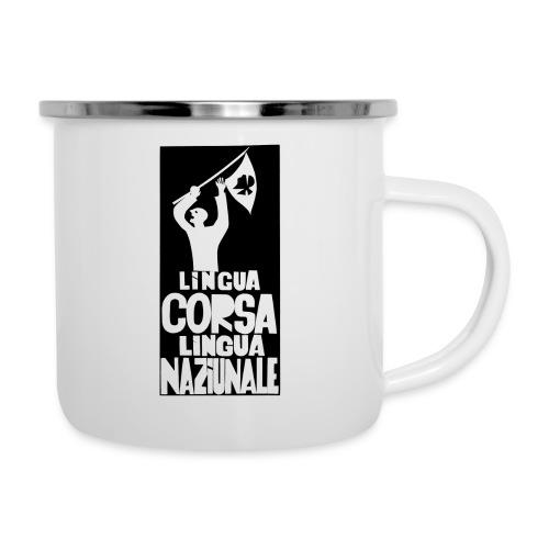 lingua corsa - Tasse émaillée