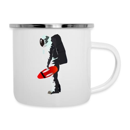 Space Lifeguard - Camper Mug