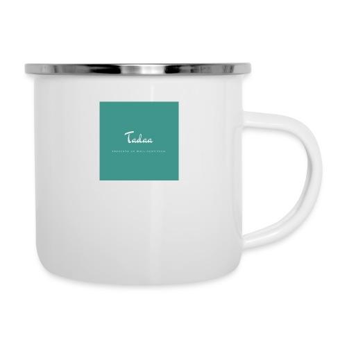 Tadaa - Emaille-Tasse