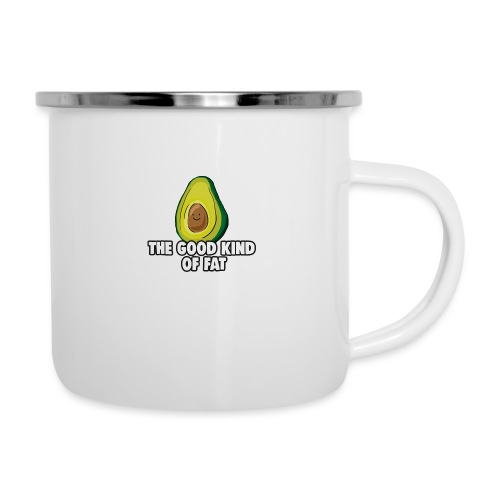 Avocado: The Good Kind of Fat - Camper Mug
