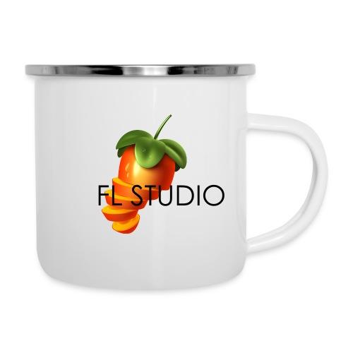 Sliced Sweaty Fruit - Camper Mug