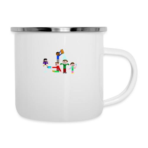 Water Fight - Camper Mug