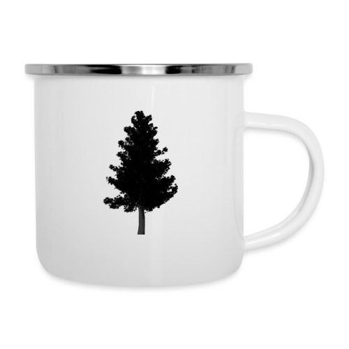The Reforestor - Taza esmaltada