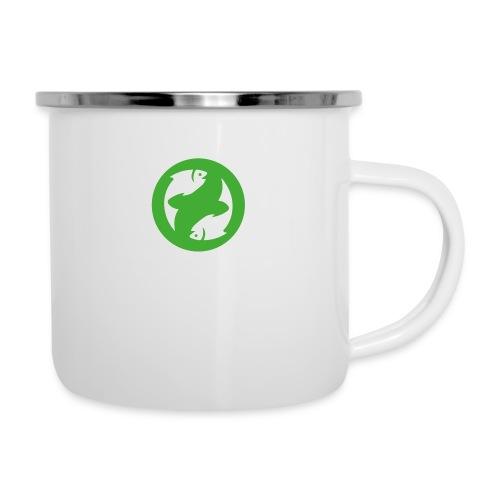 logo-simple - Tasse émaillée