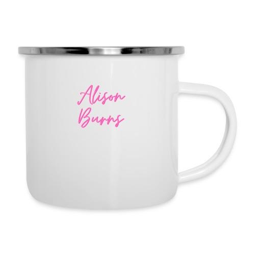 Alison Burns NEON Range - Camper Mug